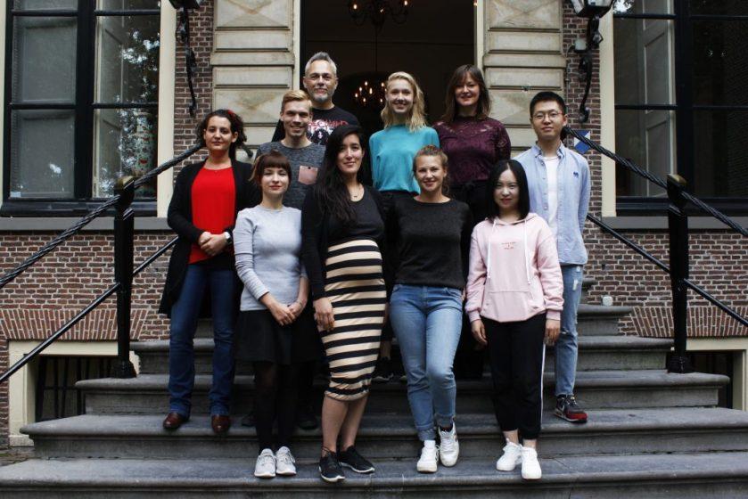 Collaborators – Zsuzsika Sjoerds, PhD